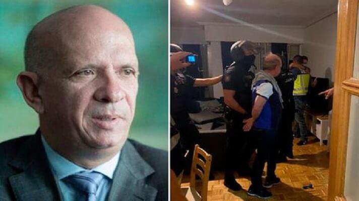Capturado este jueves en Madrid tras pasar casi dos años prófugo, el exdirector de la Dgcim Hugo