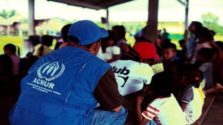 Representes del Alto Comisionado de la ONU para los Refugiados (Acnur) y de la Organización Internacional para las Migraciones (OIM) dieron su apoyo al presidente Guillermo Lasso. Lo hicieron con miras al plan de integración que pretende sacar adelante con los migrantes venezolanos.