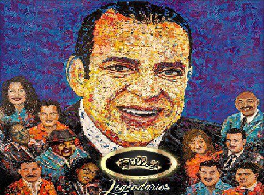 El disco Legendarios de Billo's logró nominación al Latin Grammy. Foto Instagram