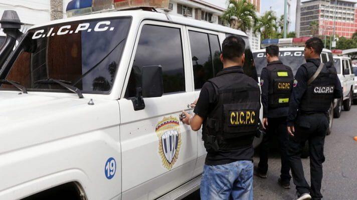 El director del Cicpc, Douglas Rico, informó de la detención de una pareja por difundir pornografía infantil en la localidad de Coloncito, en el estado Táchira.