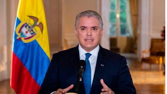 El Gobierno de España condecorará al presidente de Colombia, Iván Duque, con el Collar de Isabel la Católica. Esta es una de las máximas distinciones del Estado español.