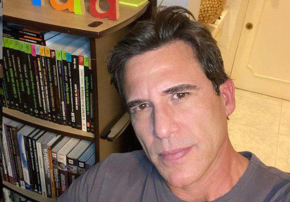 Jorge Aravena se va de La casa de los famosos