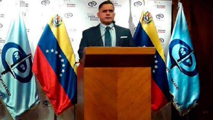 El fiscal de Nicolás Maduro, Tarek William Saab, informó este jueves que apeló oficialmente la sentencia absolutoria que benefició el sargento Arli Méndez, acusado del homicidio de David Vallenilla, durante las protestas de 2017.
