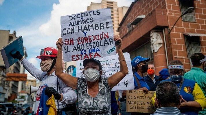 El Observatorio de Conflictividad Laboral y Gestión Sindical, hizo un balance de los reclamos de los trabajadores venezolanos, por sus derechos, este año.
