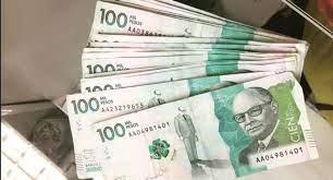 cuentas en pesos