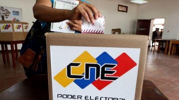 El presidente del Consejo Nacional Electoral (CNE), Pedro Calzadilla, informó este viernes que el cronograma electoral para los comicios regionales del 21 de noviembre se ha cumplido en 64%.