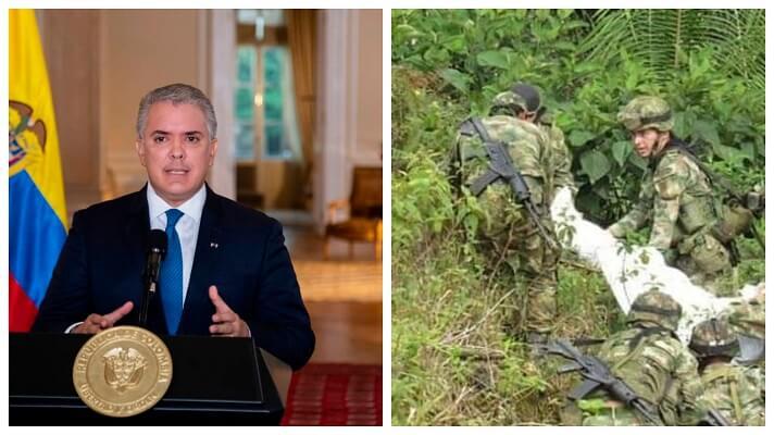 Cinco militares murieron y otros seis resultaron heridos en un ataque de la guerrilla del Ejército de Liberación Nacional (ELN. Los hechos ocurrieron en la frontera deColombiacon Venezuela, denunciaron autoridades.