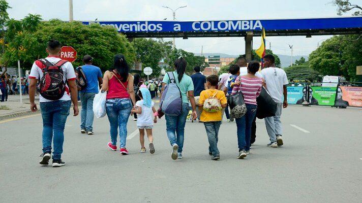 El presidente de Colombia, Iván Duque Márquez, anunció que contará su experiencia en la regularización y atención de migrantes venezolanos en la Asamblea de la ONU. Duque hizo el anuncio en compañía del enviado especial del secretario general de la Organización de las Naciones Unidas, Eduardo Stein.