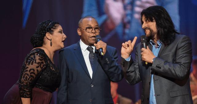 Adalberto Álvarez cantó con muchos de sus colegas. Foto de su página web