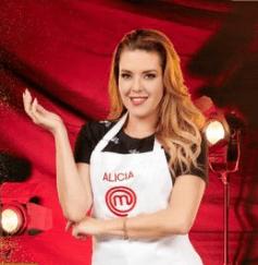 Alicia Machado también está en la versión mexicana de MasterChef. Foto Instagram