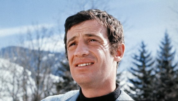 Jean-Paul Belmondo fue uno de los galanes del cine francés. Foto AFP
