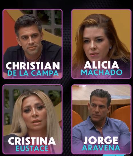 Jorge Aravena estaba nominado. Foto Instagram