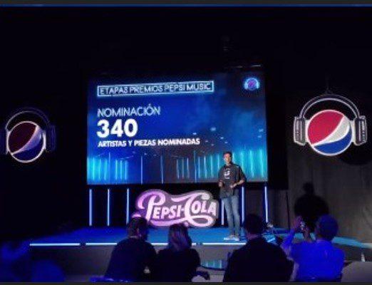 Los Pepsi Music ya tienen fecha para sus galas