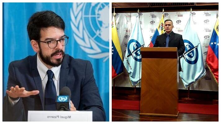El informe de la Comisión de Determinación de Hechos de la ONU sobre Venezuela, ha generado reacciones a favor y en contra. A favor, lógicamente desde el punto de vista de la oposición y en contra, del titular del Ministerio Público, uno de los principales señalados como responsable de las violaciones de DD.HH. en Venezuela.