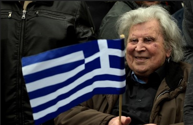 Muere Mikis Theodorakis, célebre por Zorba el griego