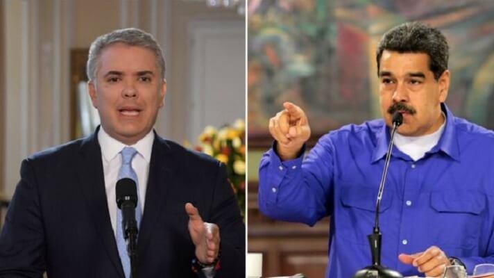 El presidente de Colombia, Iván Duque, alertó sobre las intenciones de Nicolás Maduro, de interferir en las elecciones de su país, previstas para el 2022.